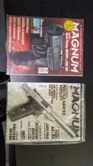 Revista Caça Magnum Edição N° 123 E 130