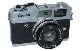 Camera Vintage Canon Cononet Ql19 Coleção