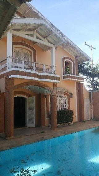 Casa Residencial À Venda, Vila Nogueira, Campinas. - Ca0294