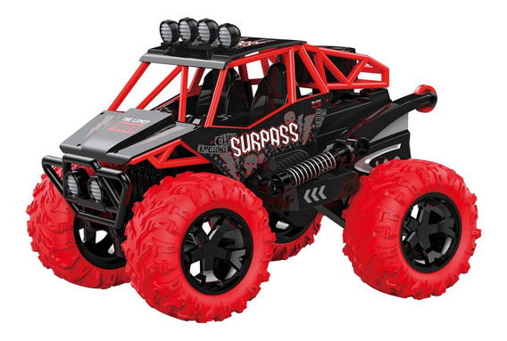 Carro Radio Control Buggy Playero Toy Logic