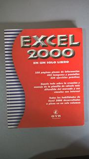 Excel 2000 En Un Solo Libro - Gyr