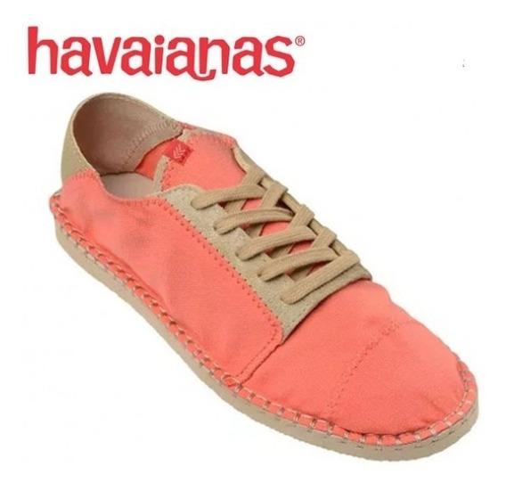 Tênis Sneaker Havaianas Unissex Com Nota Fiscal Jocam