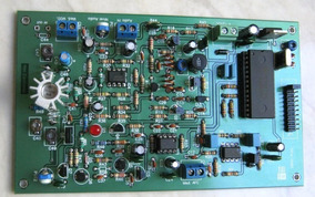 Placa Pll Com Mc145151- Profissional