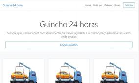 Site Para Guincho E Relacionados Com Painel Admin