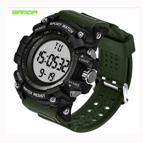 Relógio Digital Esportivo Resistente Á