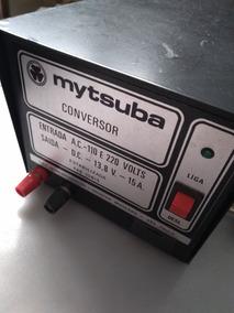 Conversor 110v/220v /13.8v -15a Mytsuba