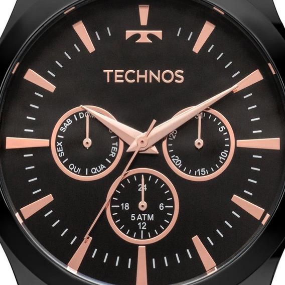 Relógio Technos 6p29ajl/4p Aço