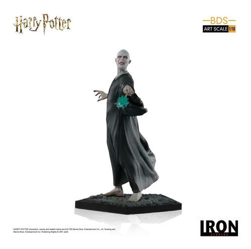 Figura Iron Studios Voldemort /harry Potter Bds Art Sc. 1/10