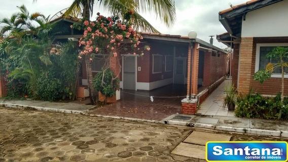 04846 - Casa De Condominio 3 Dorms. (1 Suíte), Mansoes Das Aguas Quentes - Caldas Novas/go - 4846