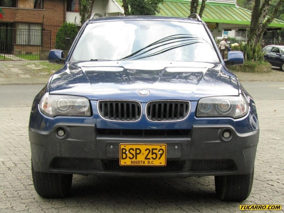 Bmw X3 [e83] Xdrive30i Executive Tp 3000cc Ct