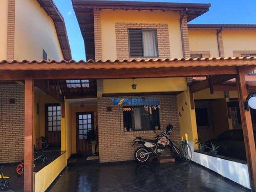 Imagem 1 de 30 de Sobrado Com 3 Dormitórios À Venda, 140 M² Por R$ 559.000,00 - Macedo - Guarulhos/sp - So0824