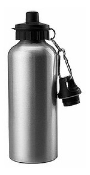 Squeeze /garrafa Alumínio Sublimática 500ml /kit Com 60 Und