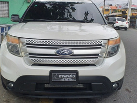 Ford Esprorer Xlt Americana
