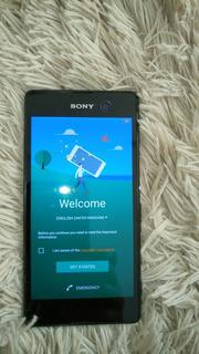 Celular Sony Xperia M5 A Prova D