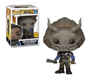 Funko Pop Erik Killmonger Chase Edition - Play For Fun