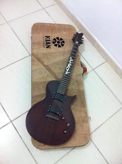 Guitarra Kian Les Paul Signature