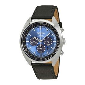 Espetacular Relógio Seiko Solar Ssc625p1 Lindo Exclusivo