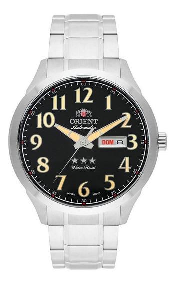 Relógio Orient Masculino Automático 469ss074p2sx