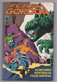 Flash Gordon Nº 2 Editora Abril 1979