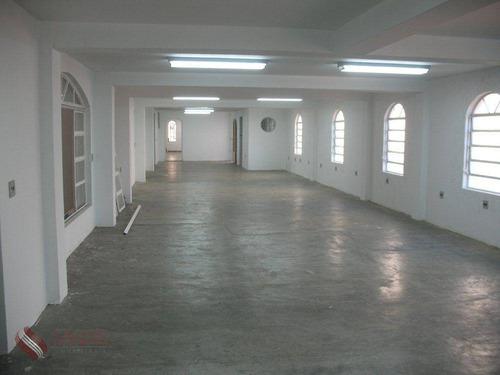Prédio Comercial  -  Anália Franco  -  Locação  -  1.749 M² (g) - Pr0004