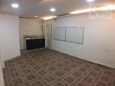 Sala Comercial - Rua Barão Do Flamengo - Venda Ou Locação - Flamengo - Sa0379