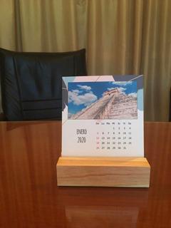 Calendario Con Fotos. Regalo Original Día De Los Enamorados