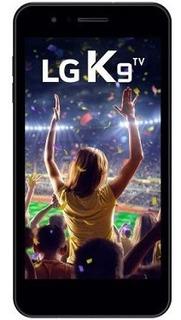 Smartphone Lg K9 Tv Preto (novo)
