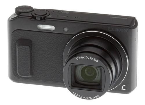 Panasonic Lumix Zs45 - Selfie, Wifi, 16 Mp, 20x Zoom Óptico