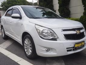 Chevrolet Cobalt 1.4 Ltz Flex 4p 2013 Branco Completo
