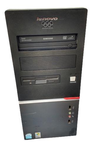 Imagem 1 de 5 de Computador Lenovo Intel(r) Pentium(r) Duol E2140.