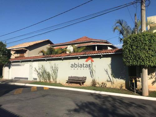 Imagem 1 de 13 de Sobrado Com 4 Dormitórios À Venda, 280 M² Por R$ 1.200.000,00 - Chácara Roselândia - Cotia/sp - So0344