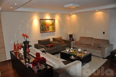 Imagem 1 de 14 de Vila Bastos - Apartamento Com 214m2  - 1033-4957
