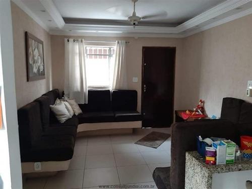Imagem 1 de 16 de Casas À Venda  Em Jundiaí/sp - Compre A Sua Casa Aqui! - 1459437