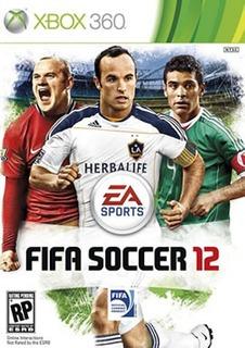 Xbox 360 - Fifa 12 - Juego Fisico