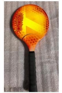 Raquetinha Mini Tenis - Pintura Especial Frete Gratis Sp
