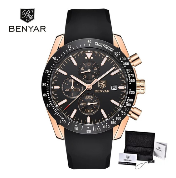 Relógio Masculino Benyar Modelo 5140 Original Pronta Entrega