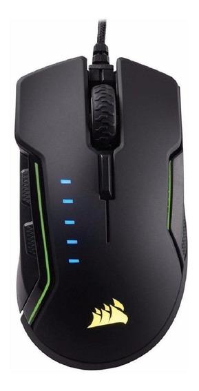 Mouse para jogo Corsair Glaive preto