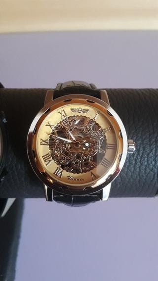 Relógio Winner Mecãnico
