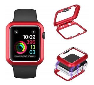 Estuche Case Magnetico Apple Watch 38 40 42 44 Mm Iwatch