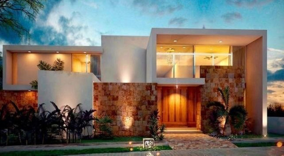 Residencia Yucatan Country Club 106 En Venta