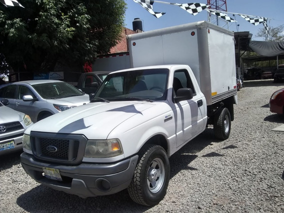 Ford Ranger Xl Chasis Cab 2007