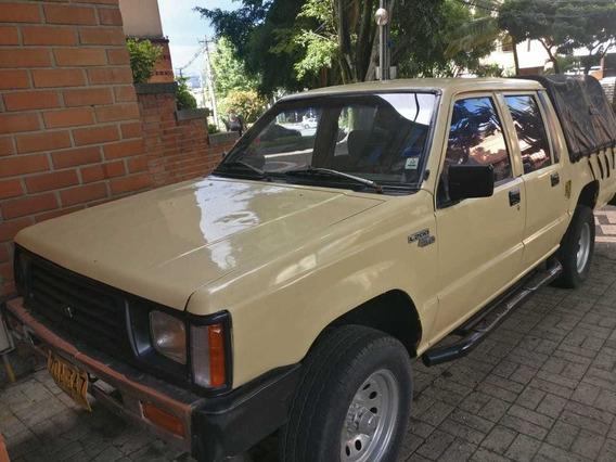 Mitsubishi L200 4x4 1989