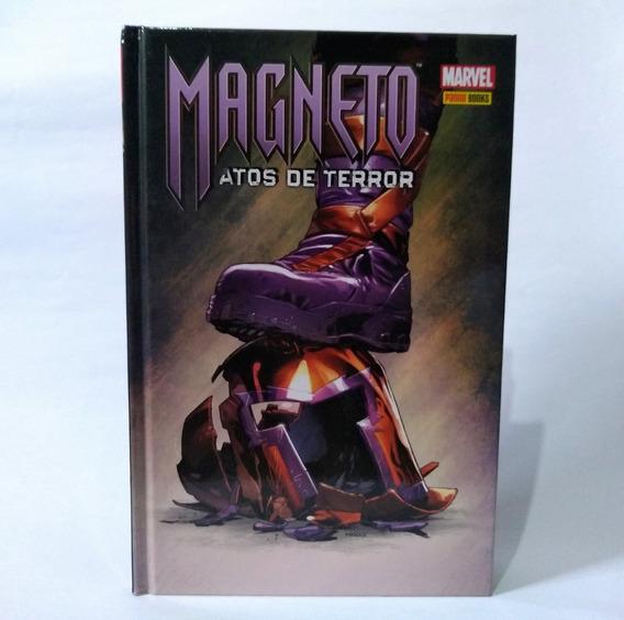 Magneto Atos De Terror