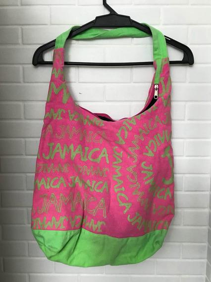 Bolsa Pink Neon Jamaica