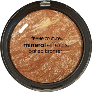 Polvo Bronceador Baked Bronzed Femme Couture Mineral Effects