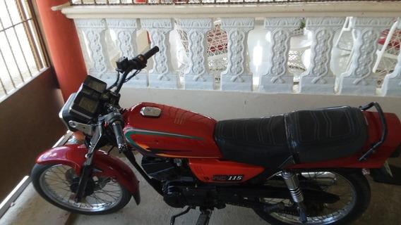 Yamaha, Rx-115, Año 2005.