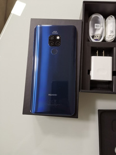 Huawei Mate 20 Midnight Blue, 2400 A Vista!