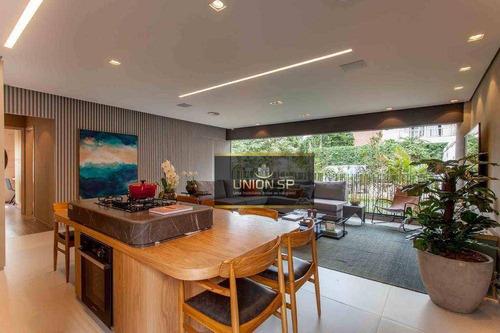 Apartamento Com 2 Dormitórios À Venda, 69 M² Por R$ 1.218.400,00 - Pinheiros - São Paulo/sp - Ap47717