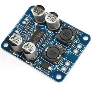 Alto Rendimiento De Bajo Consumo De Energ/ía tingtin Tablero del Amplificador TPA3118 PBTL M/ódulo Amplificador De Potencia De Audio Digital Mono DC12V-24V 1X60W Tablero del Amplificador