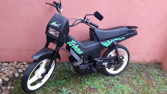 Ciclomotor Tchau 1993 Original Ñ Garelli, Xt , Mobilete